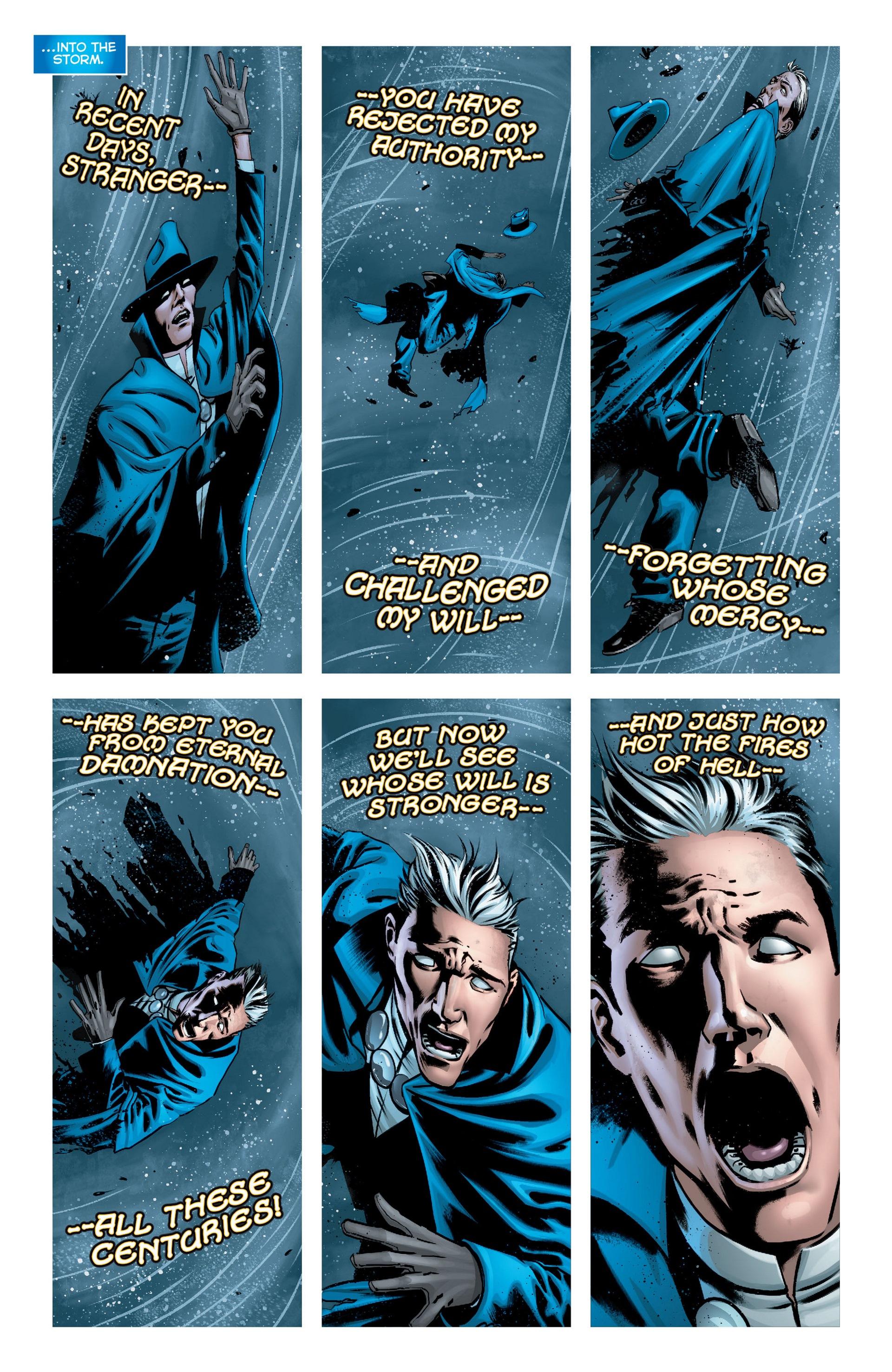 Read online Trinity of Sin: The Phantom Stranger comic -  Issue #22 - 5