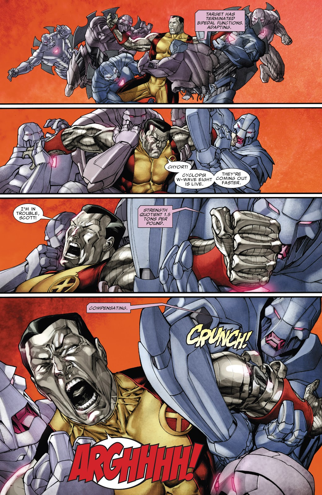 Read online X-Men: Second Coming comic -  Issue # _TPB (Part 3) - 59