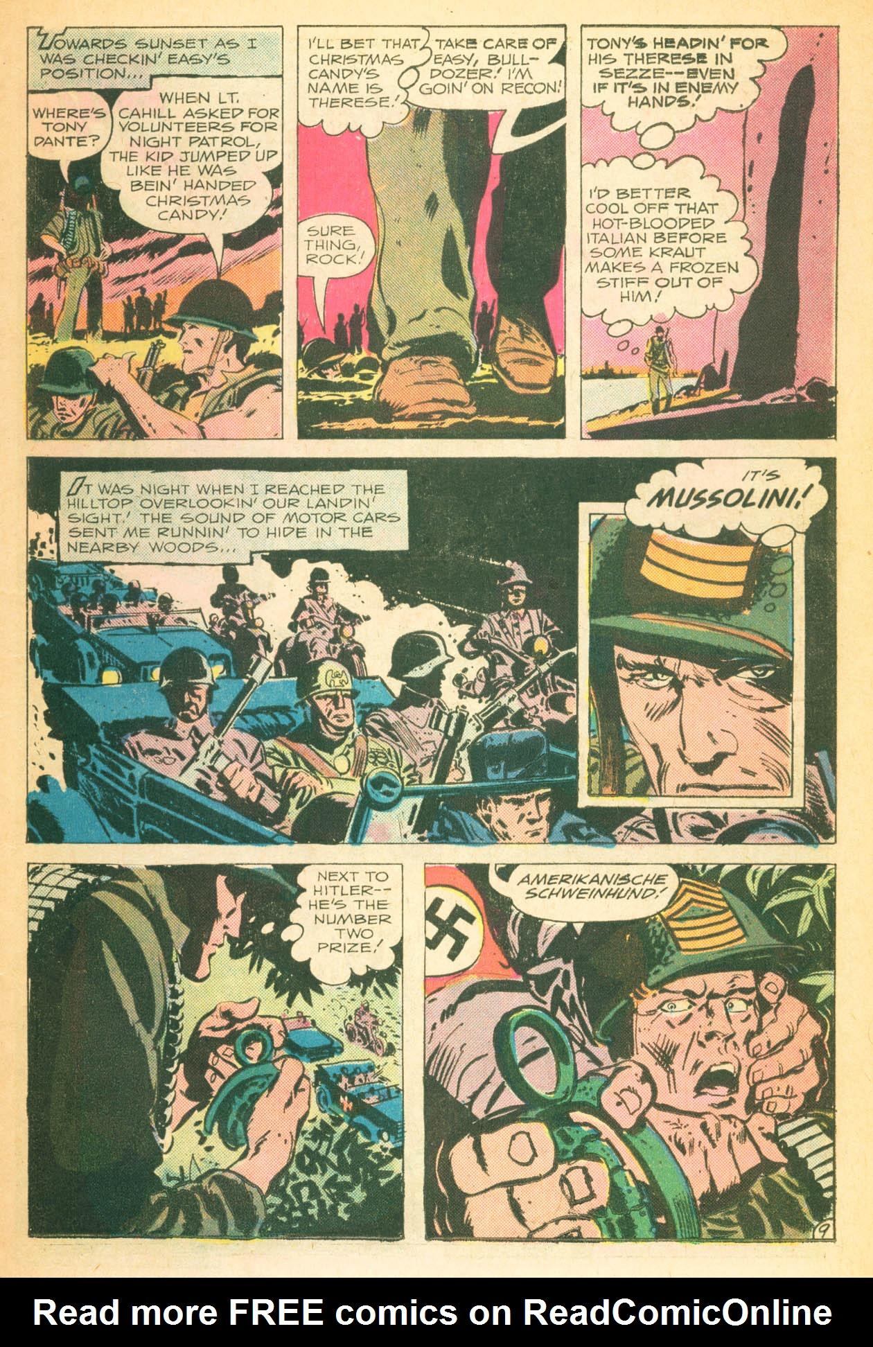 Read online Sgt. Rock comic -  Issue #302 - 15