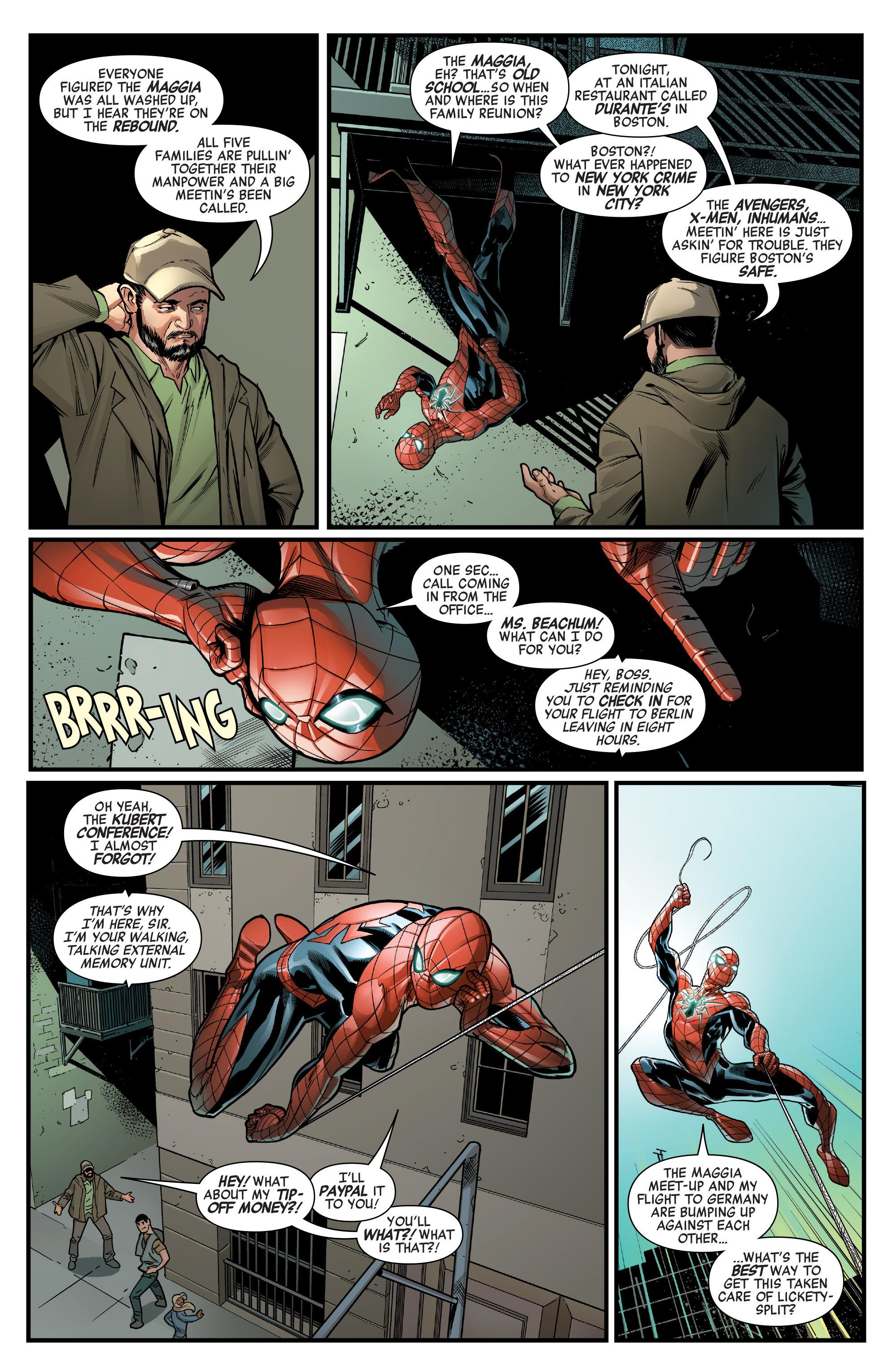 Read online Avengers (2016) comic -  Issue #1.MU - 5