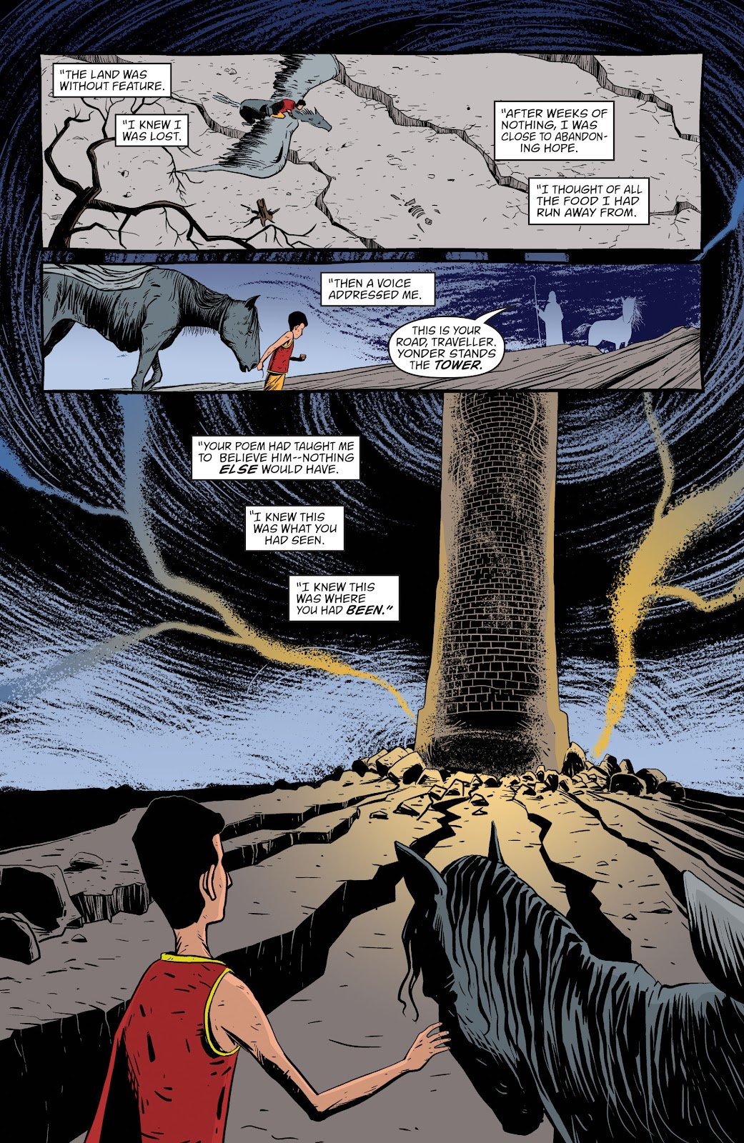 Read online The Children's Crusade comic -  Issue # _TPB (Part 1) - 90