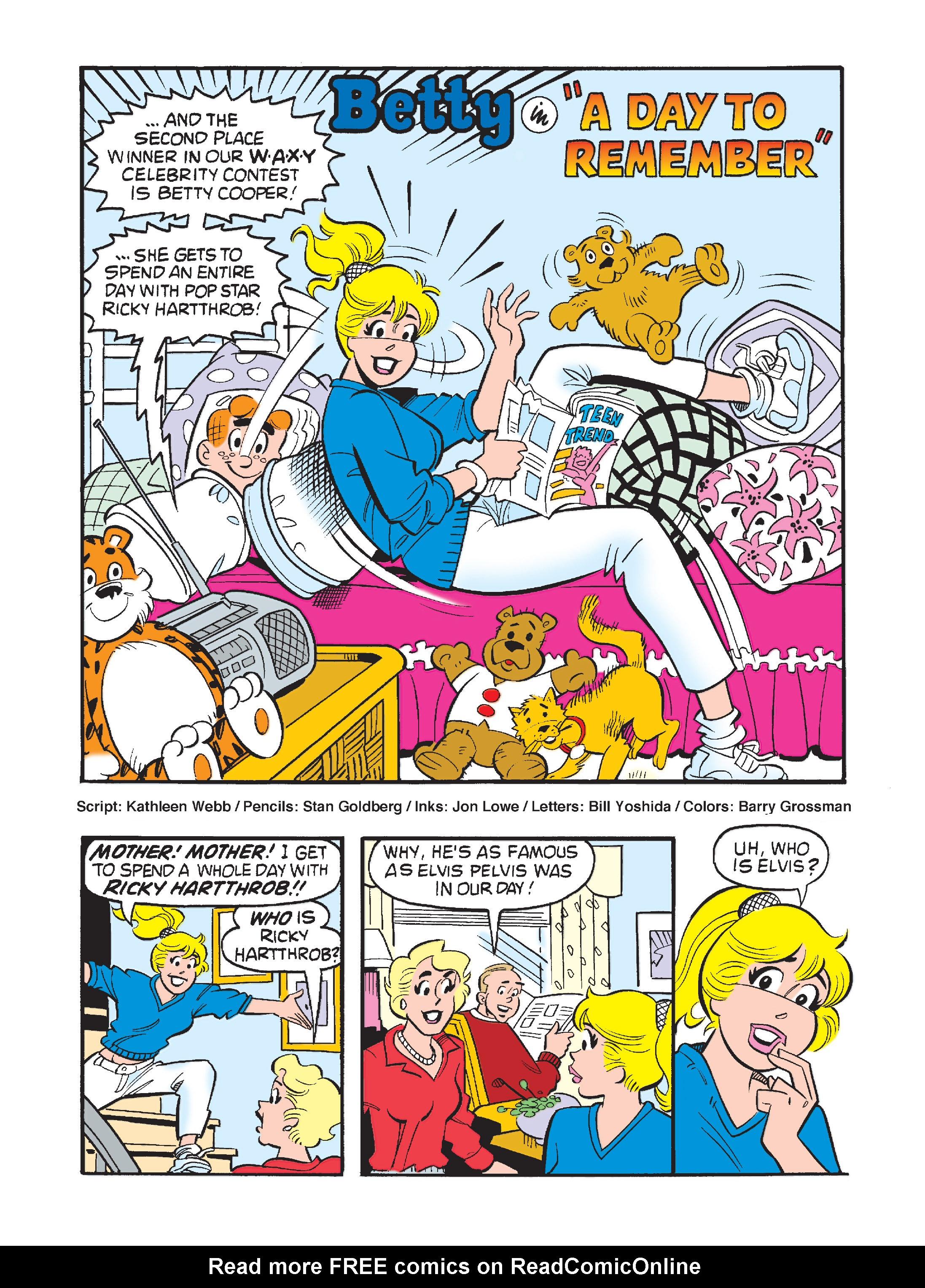 Read online Archie 1000 Page Comics Bonanza comic -  Issue #1 (Part 2) - 142