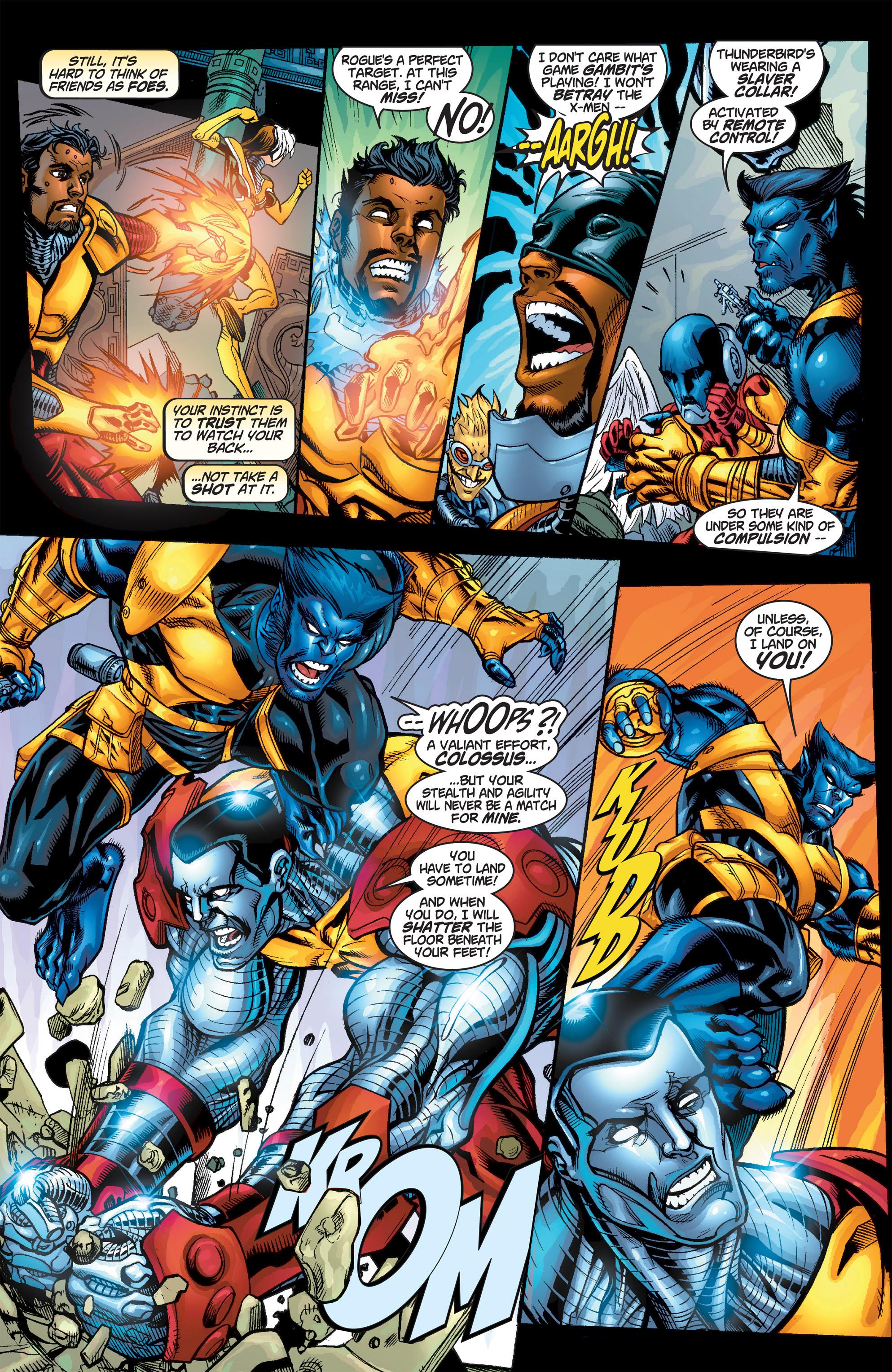 Read online Uncanny X-Men (1963) comic -  Issue #385 - 11