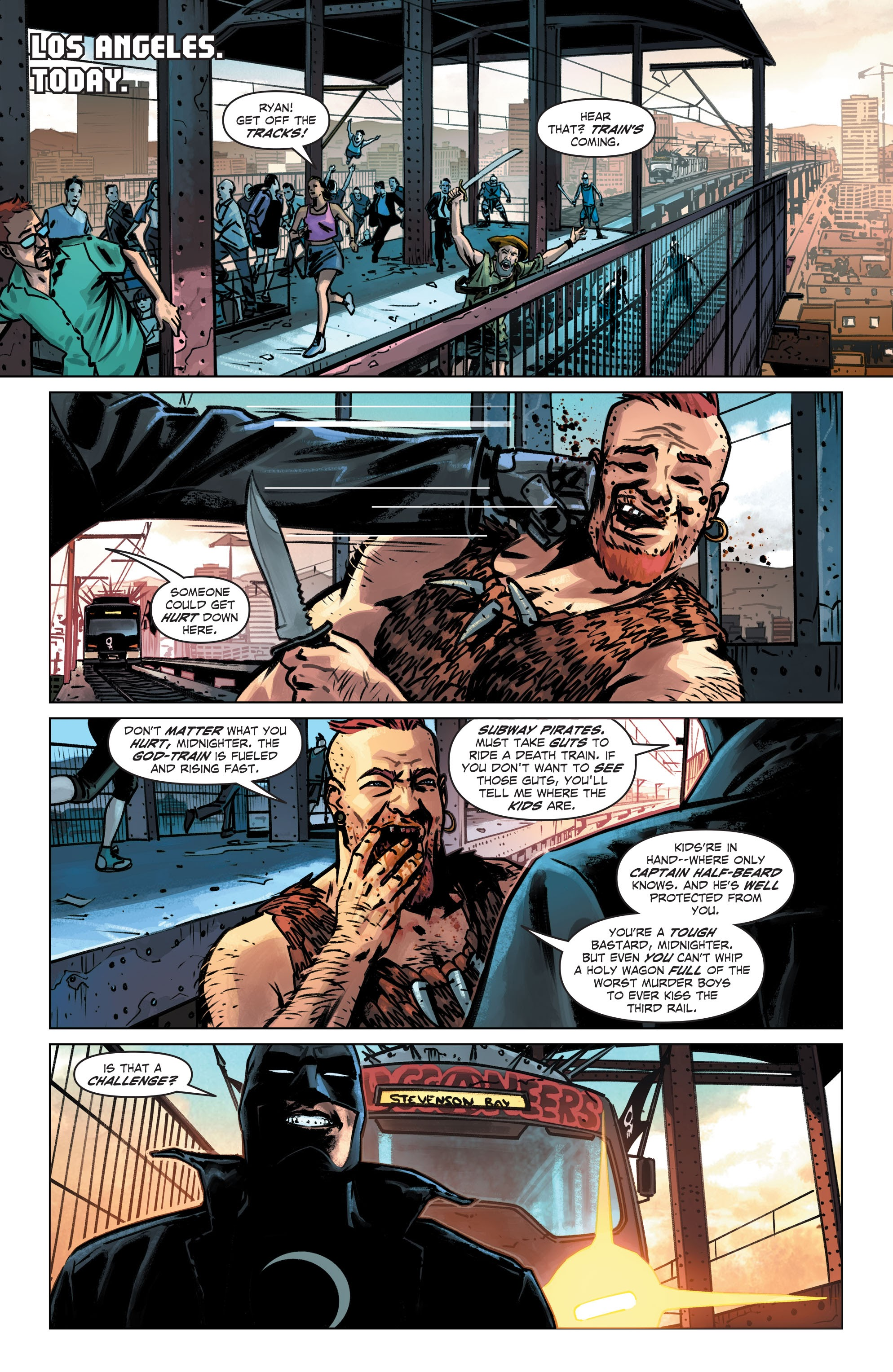 Midnighter and Apollo #_TPB #7 - English 8