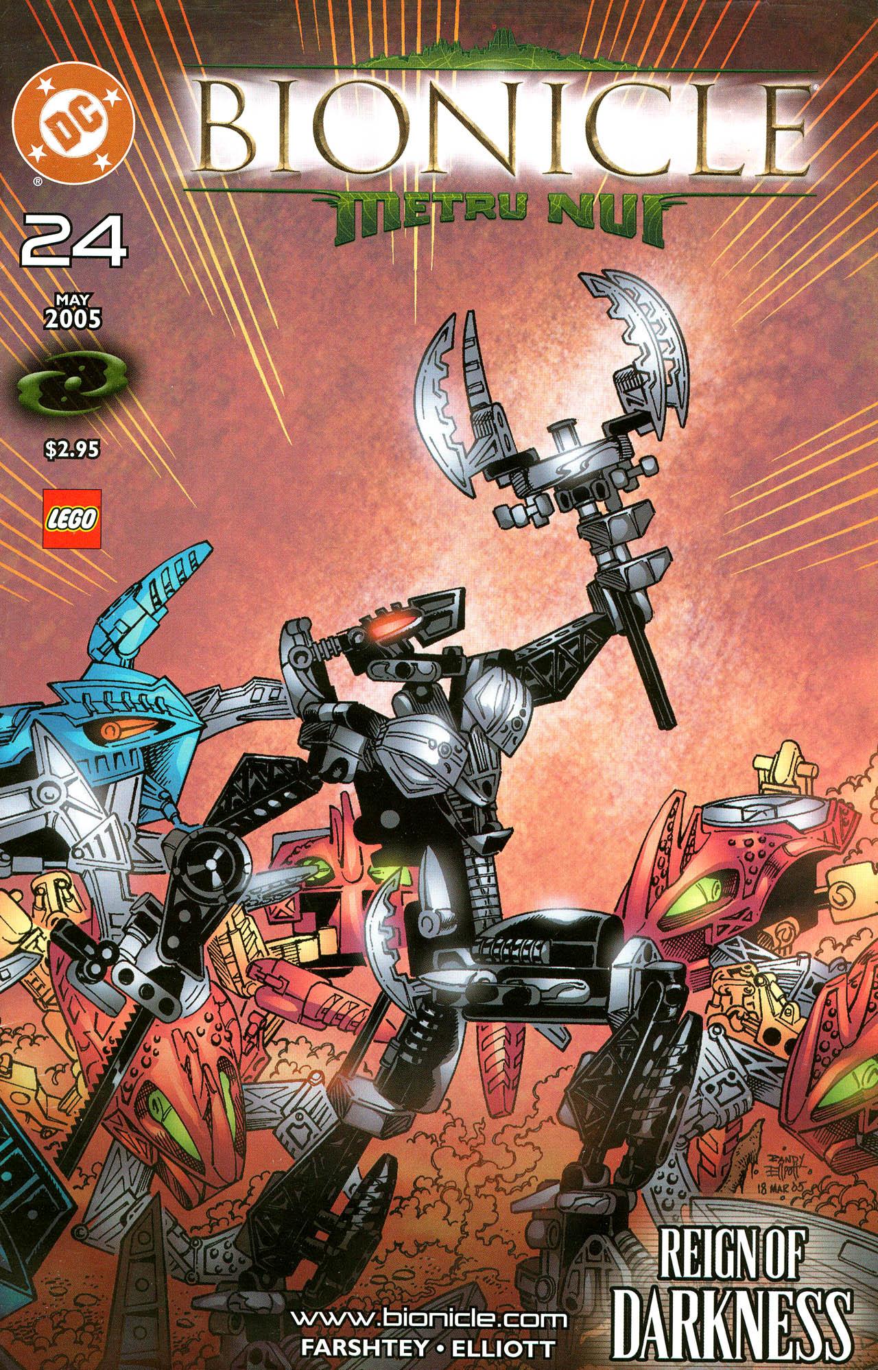 Bionicle 24 Page 1