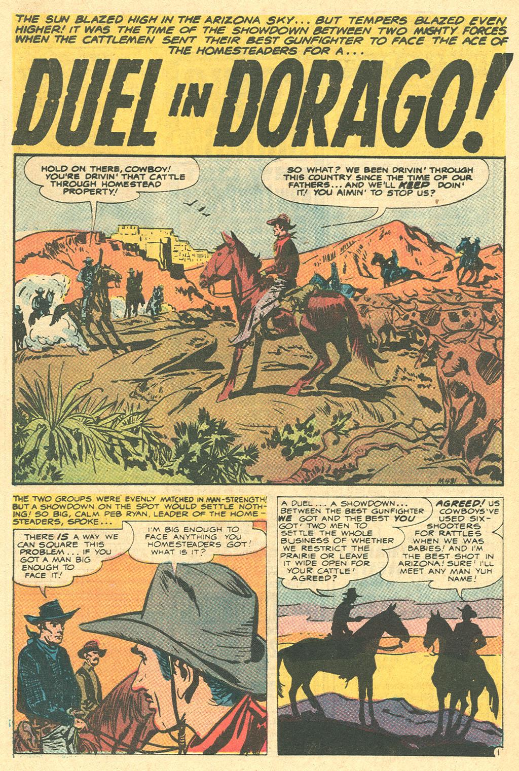 Read online Two-Gun Kid comic -  Issue #96 - 28