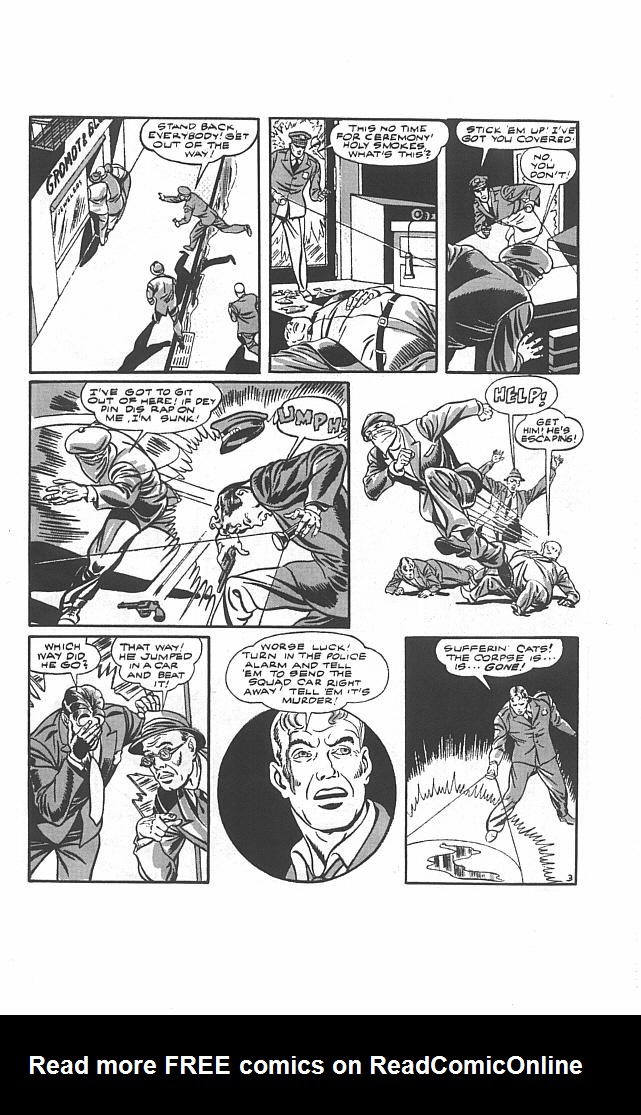 Read online Men of Mystery Comics comic -  Issue #24 - 5