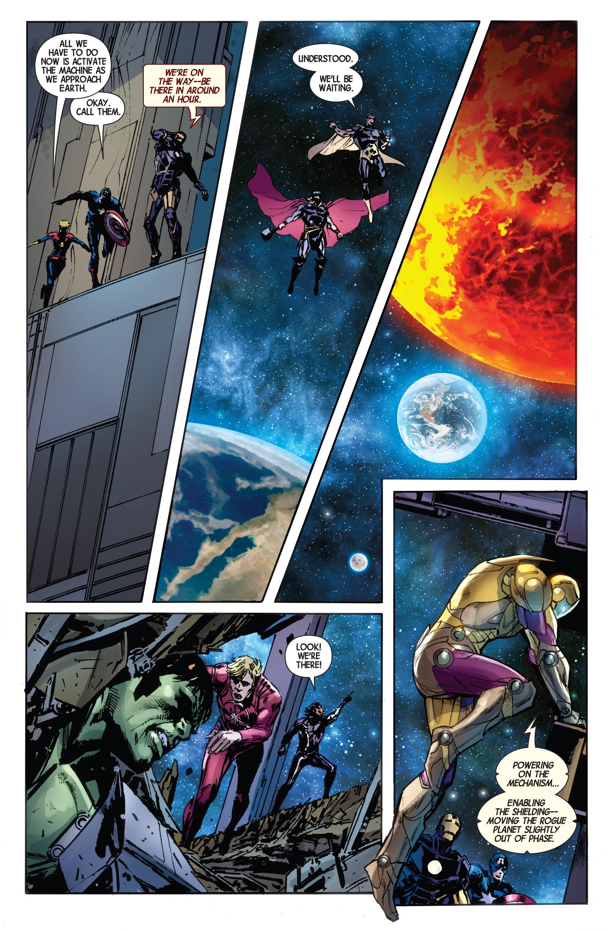 Read online Avengers (2013) comic -  Issue #Avengers (2013) _TPB 5 - 30