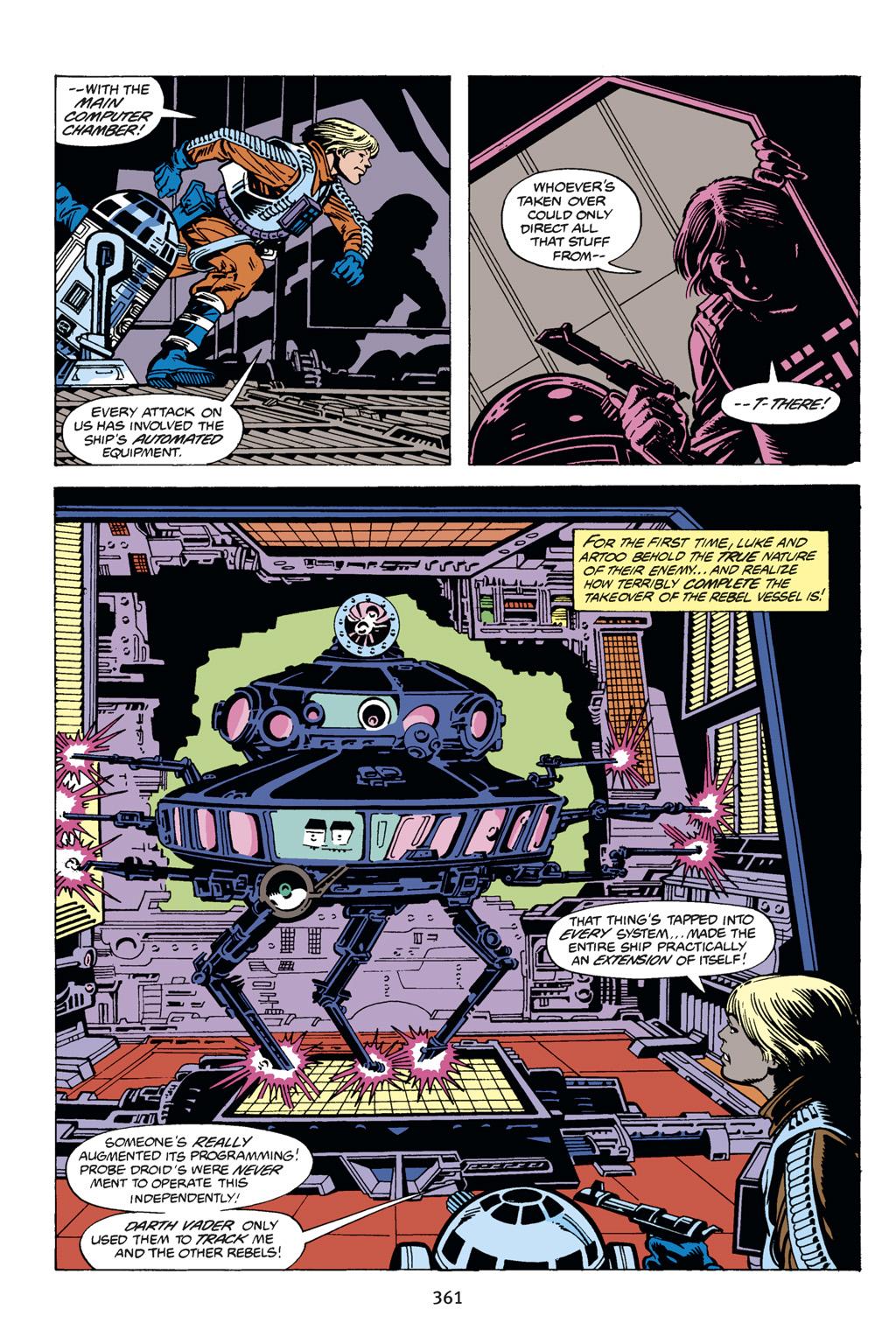 Read online Star Wars Omnibus comic -  Issue # Vol. 14 - 358