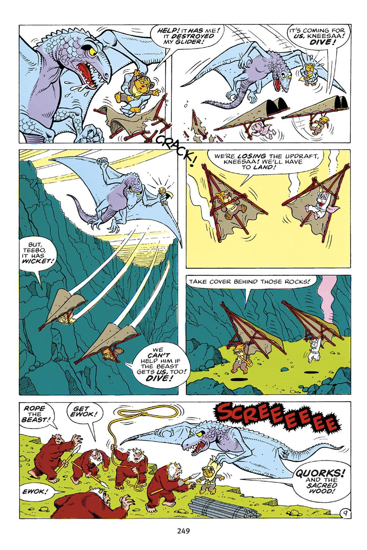 Read online Star Wars Omnibus comic -  Issue # Vol. 23 - 247