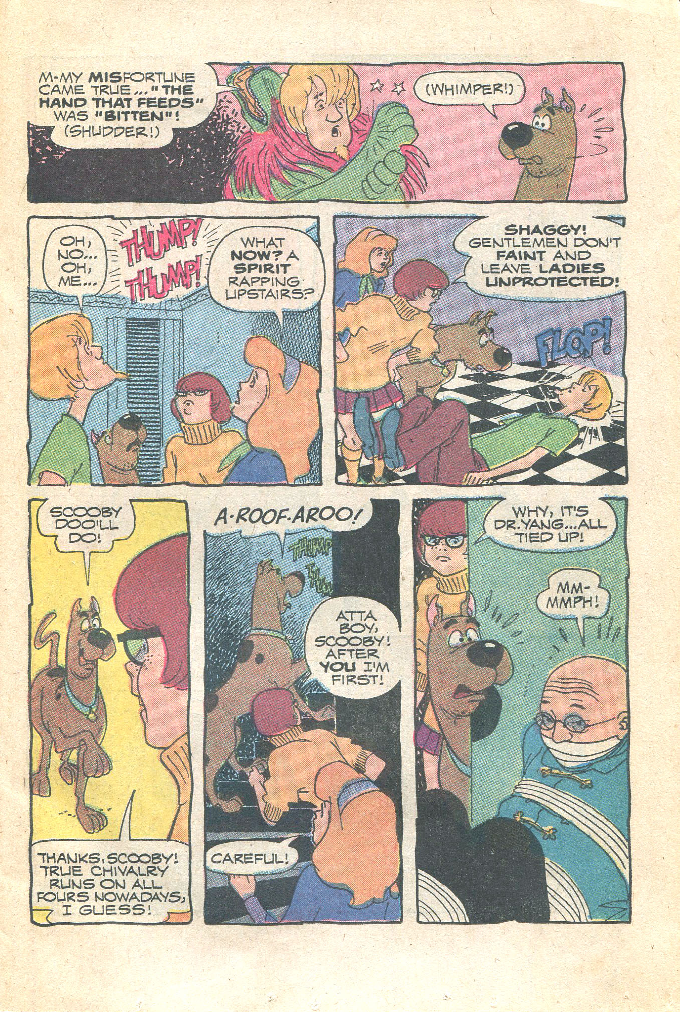 Read online Scooby-Doo... Where Are You! (1970) comic -  Issue #16 - 15