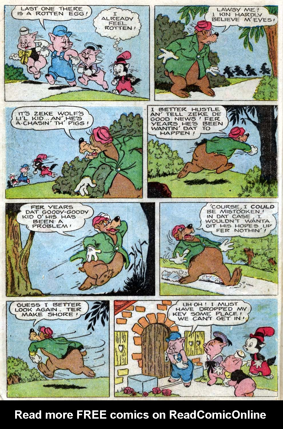Walt Disney's Comics and Stories issue 87 - Page 24