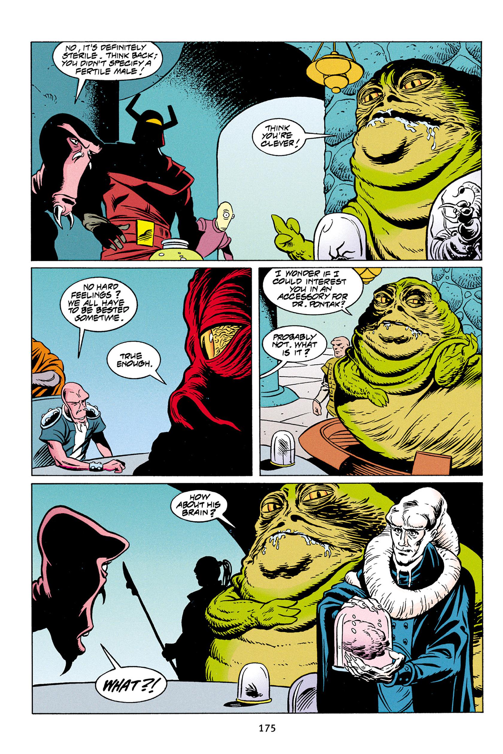 Read online Star Wars Omnibus comic -  Issue # Vol. 30 - 172