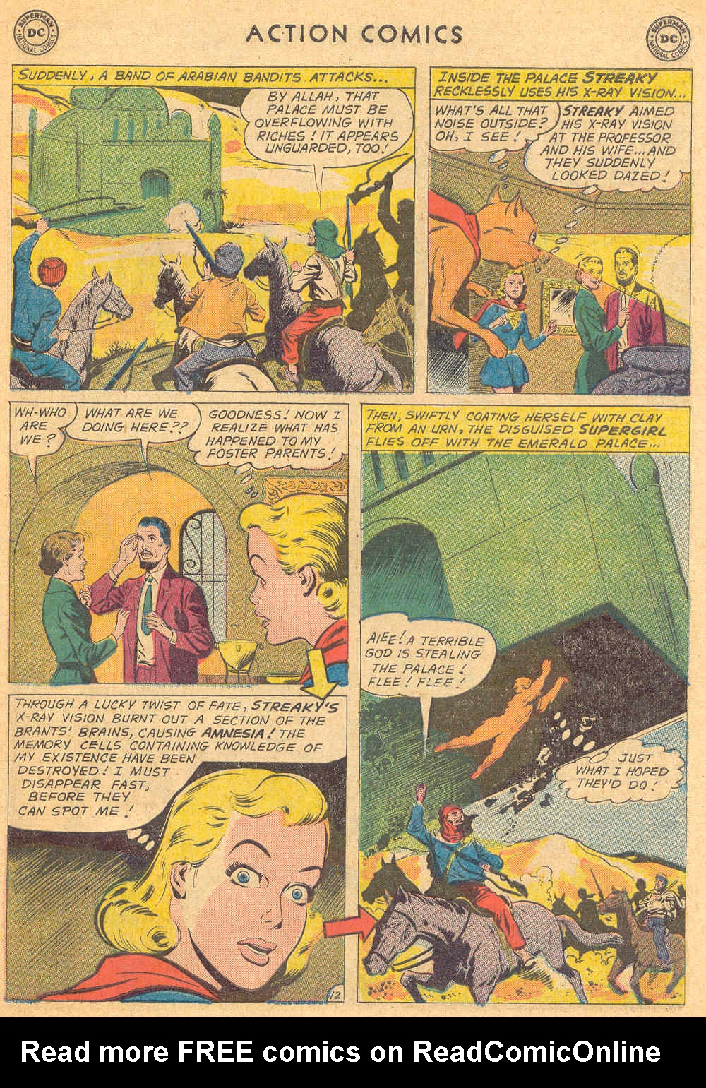 Read online Action Comics (1938) comic -  Issue #271 - 31