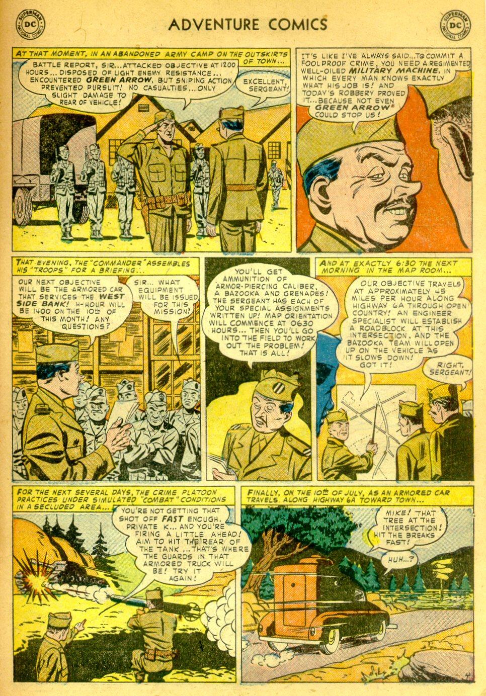 Read online Adventure Comics (1938) comic -  Issue #181 - 36