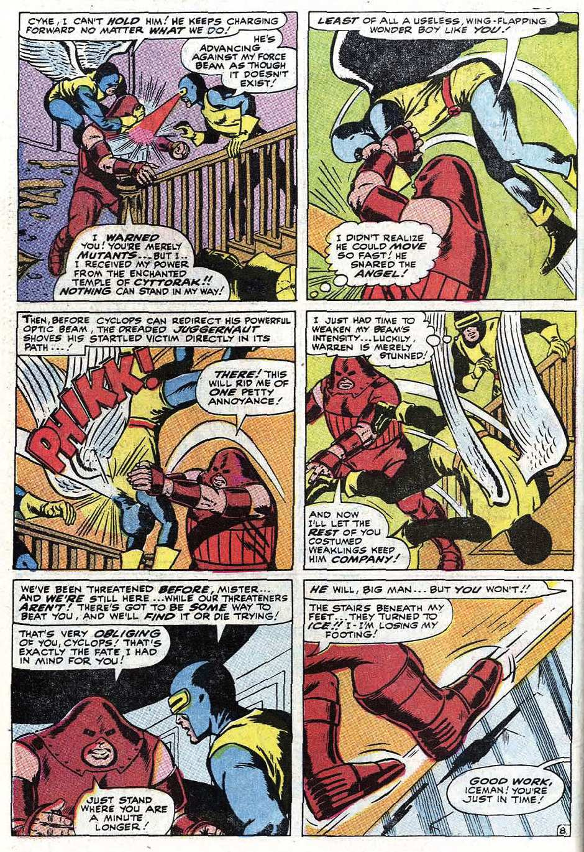Uncanny X-Men (1963) issue 67 - Page 34