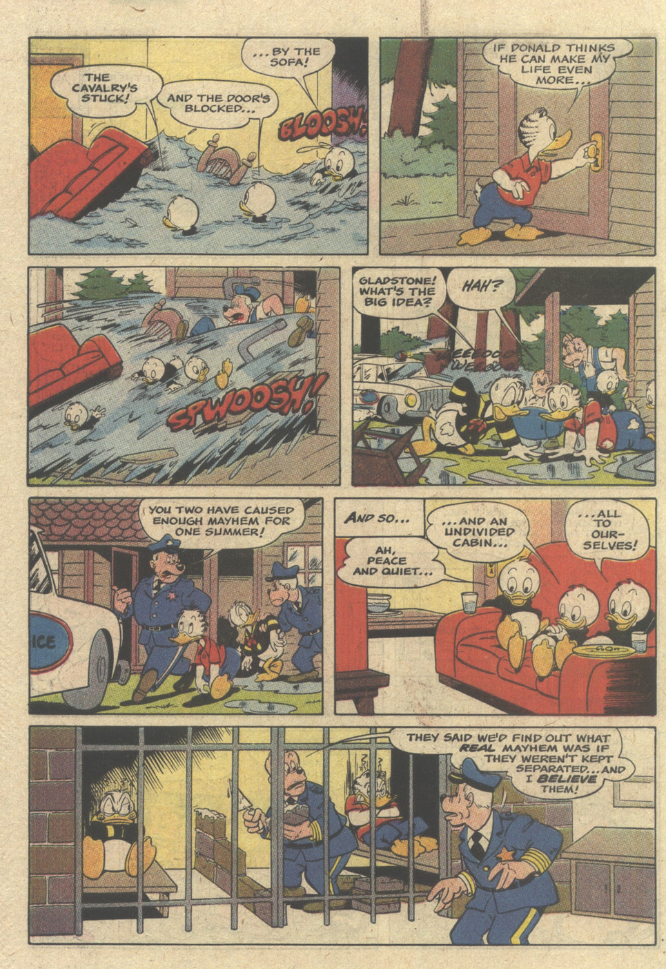 Walt Disney's Donald Duck (1986) issue 272 - Page 34