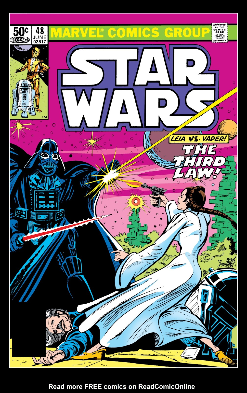 Read online Star Wars Legends: The Original Marvel Years - Epic Collection comic -  Issue # TPB 3 (Part 2) - 82