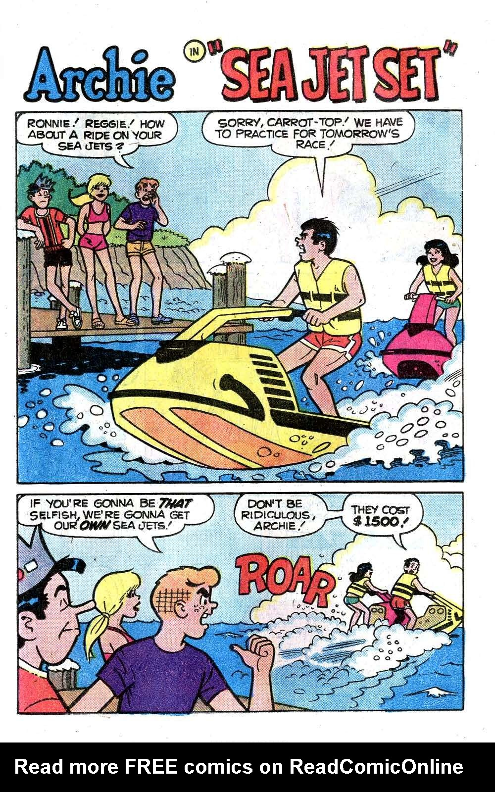 Read online Archie (1960) comic -  Issue #285 - 13