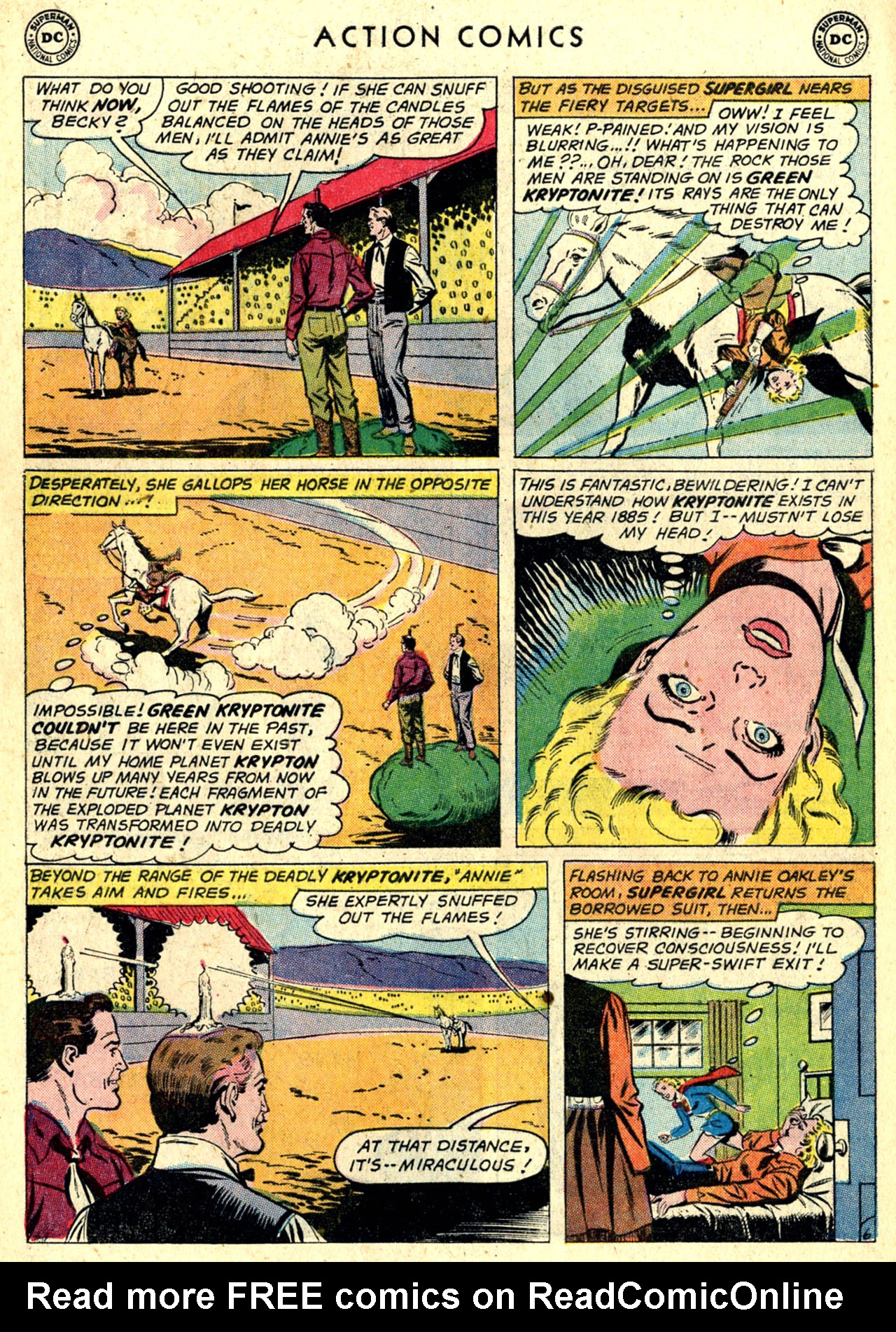 Read online Action Comics (1938) comic -  Issue #274 - 24