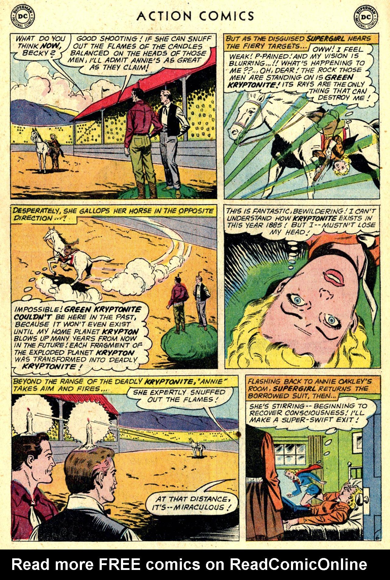 Action Comics (1938) 274 Page 23