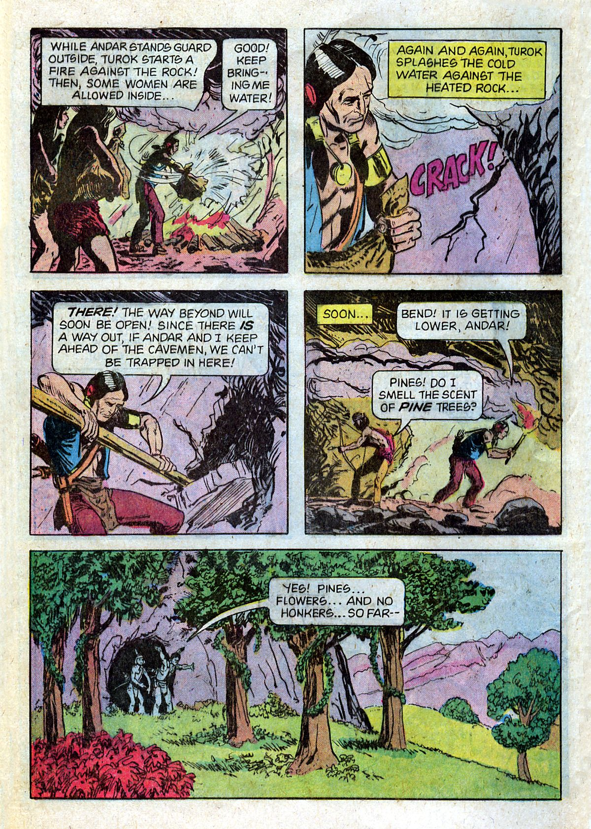 Read online Turok, Son of Stone comic -  Issue #124 - 28