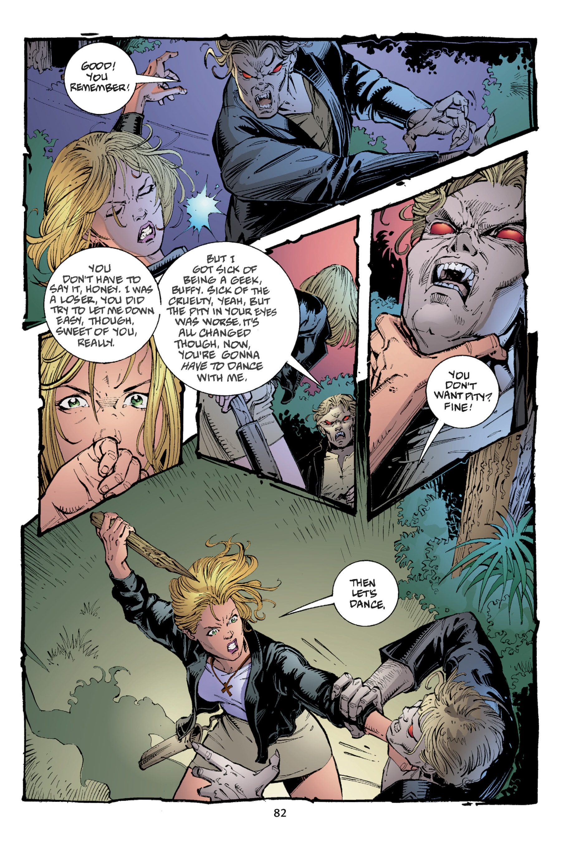 Read online Buffy the Vampire Slayer: Omnibus comic -  Issue # TPB 3 - 80