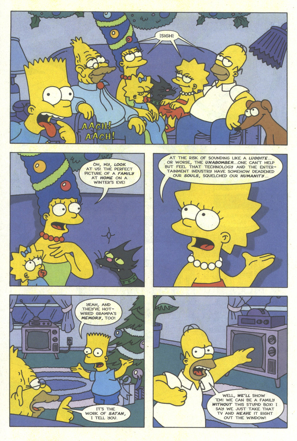 Read online Simpsons Comics comic -  Issue #15 - 19