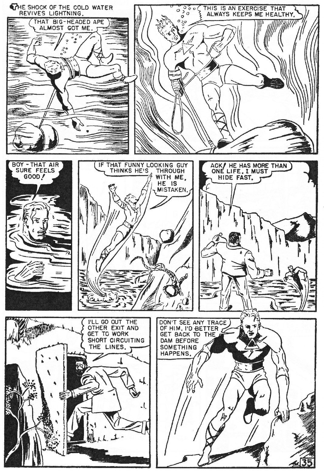 Read online Men of Mystery Comics comic -  Issue #81 - 101