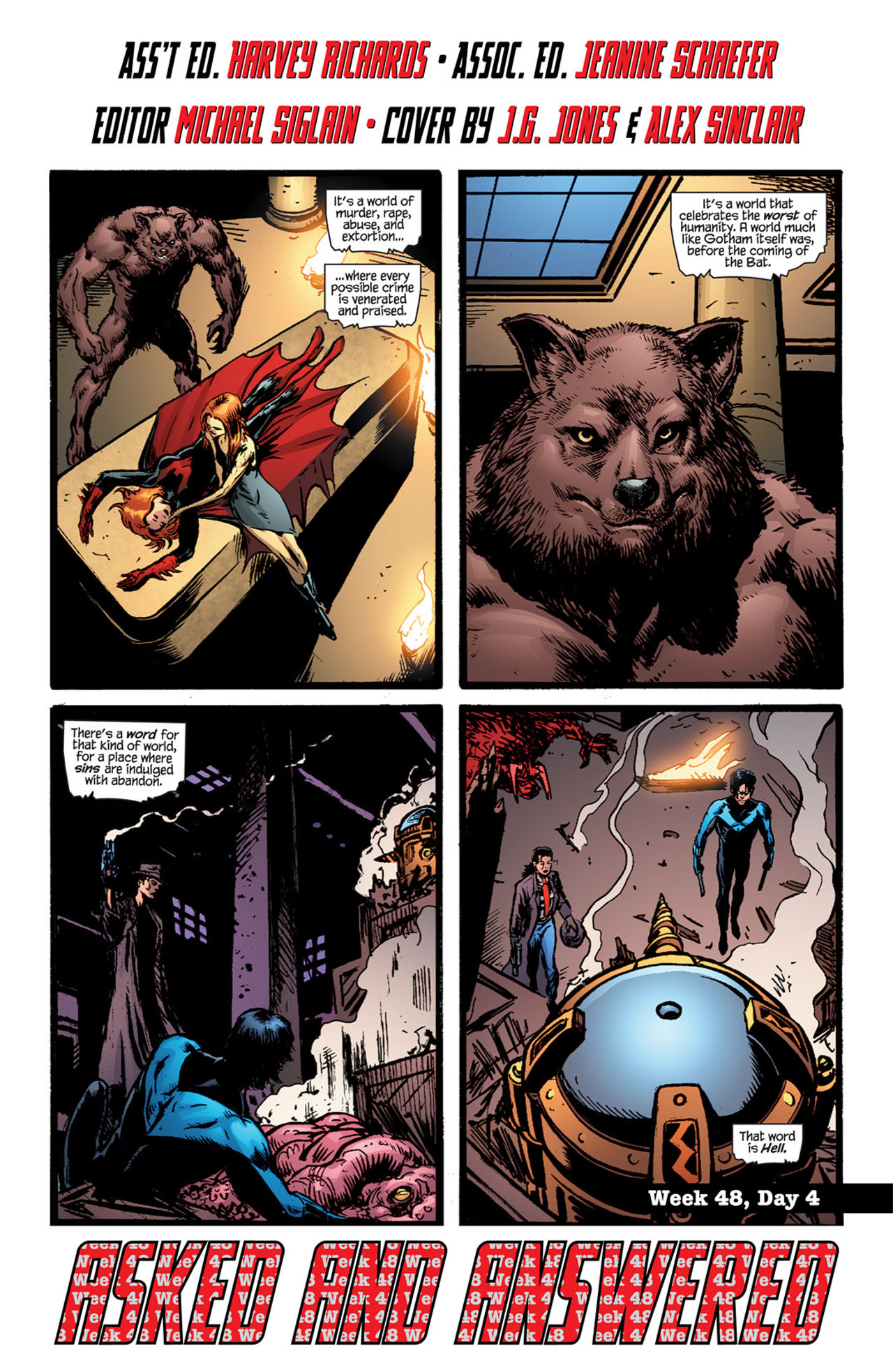 Read online 52 comic -  Issue #48 - 5