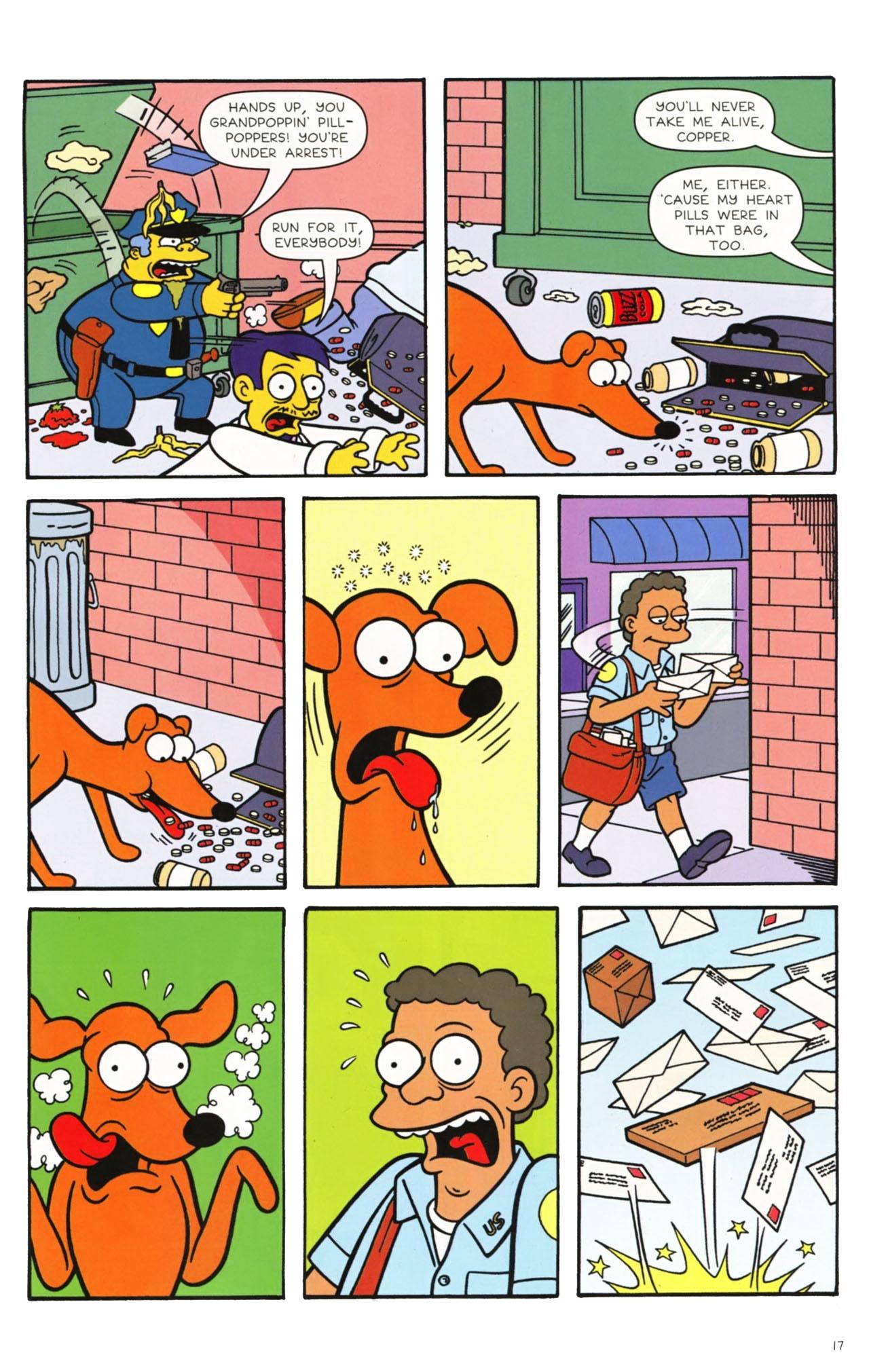 Read online Simpsons Comics comic -  Issue #160 - 15