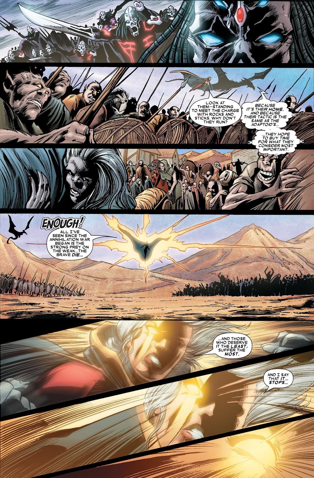 Annihilation: Conquest - Quasar issue 3 - Page 20