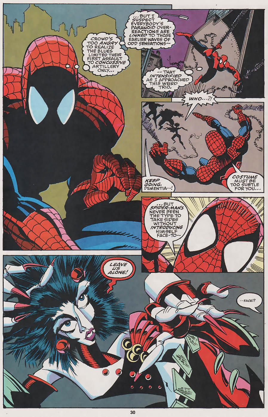 Web of Spider-Man (1985) _Annual 9 #9 - English 22