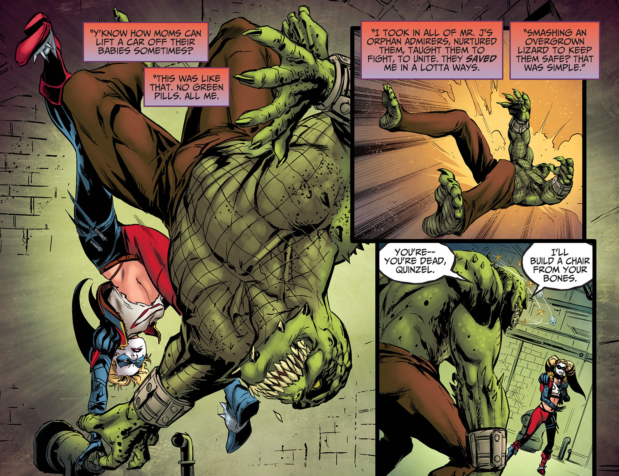 Read online Injustice: Ground Zero comic -  Issue #8 - 12