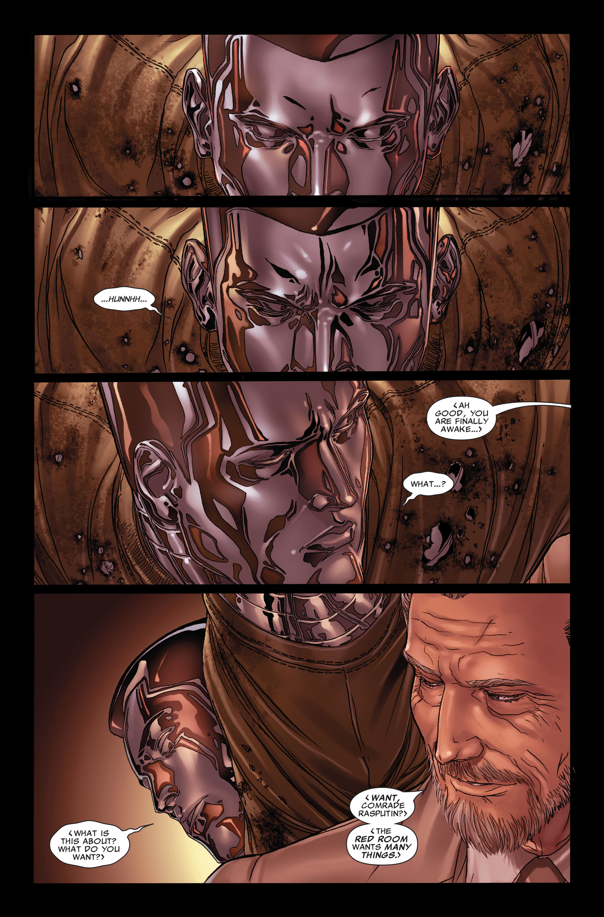 Read online Uncanny X-Men (1963) comic -  Issue #497 - 23