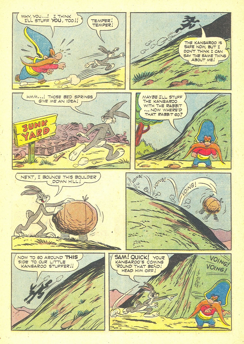Bugs Bunny (1952) issue 37 - Page 17