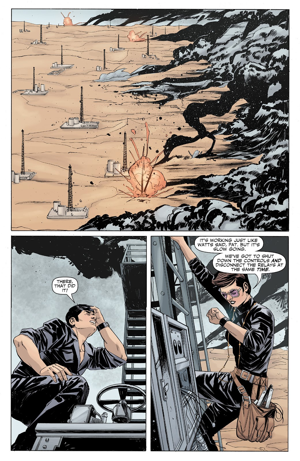 Doc Savage (2013) issue 4 - Page 16