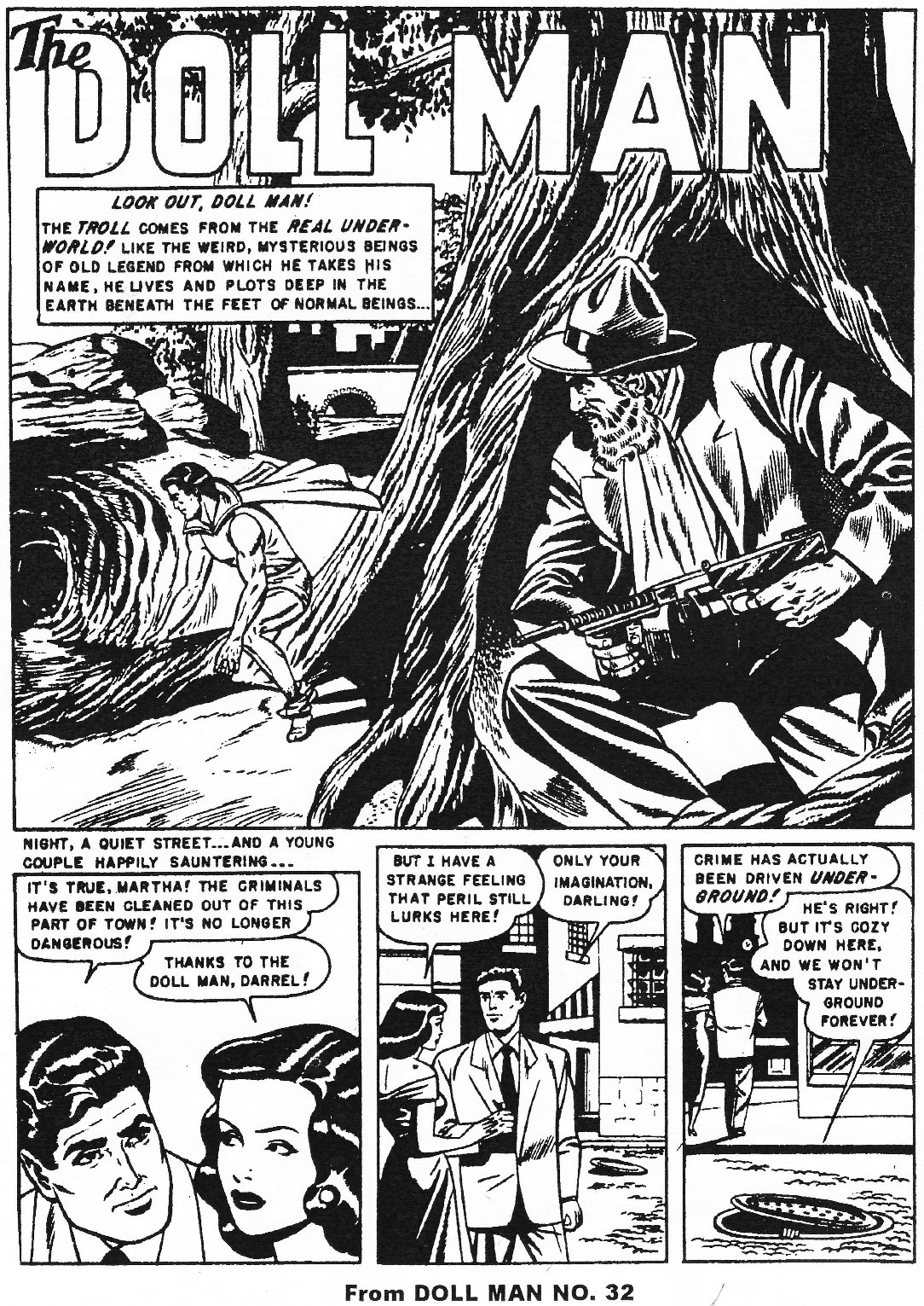 Read online Men of Mystery Comics comic -  Issue #70 - 12