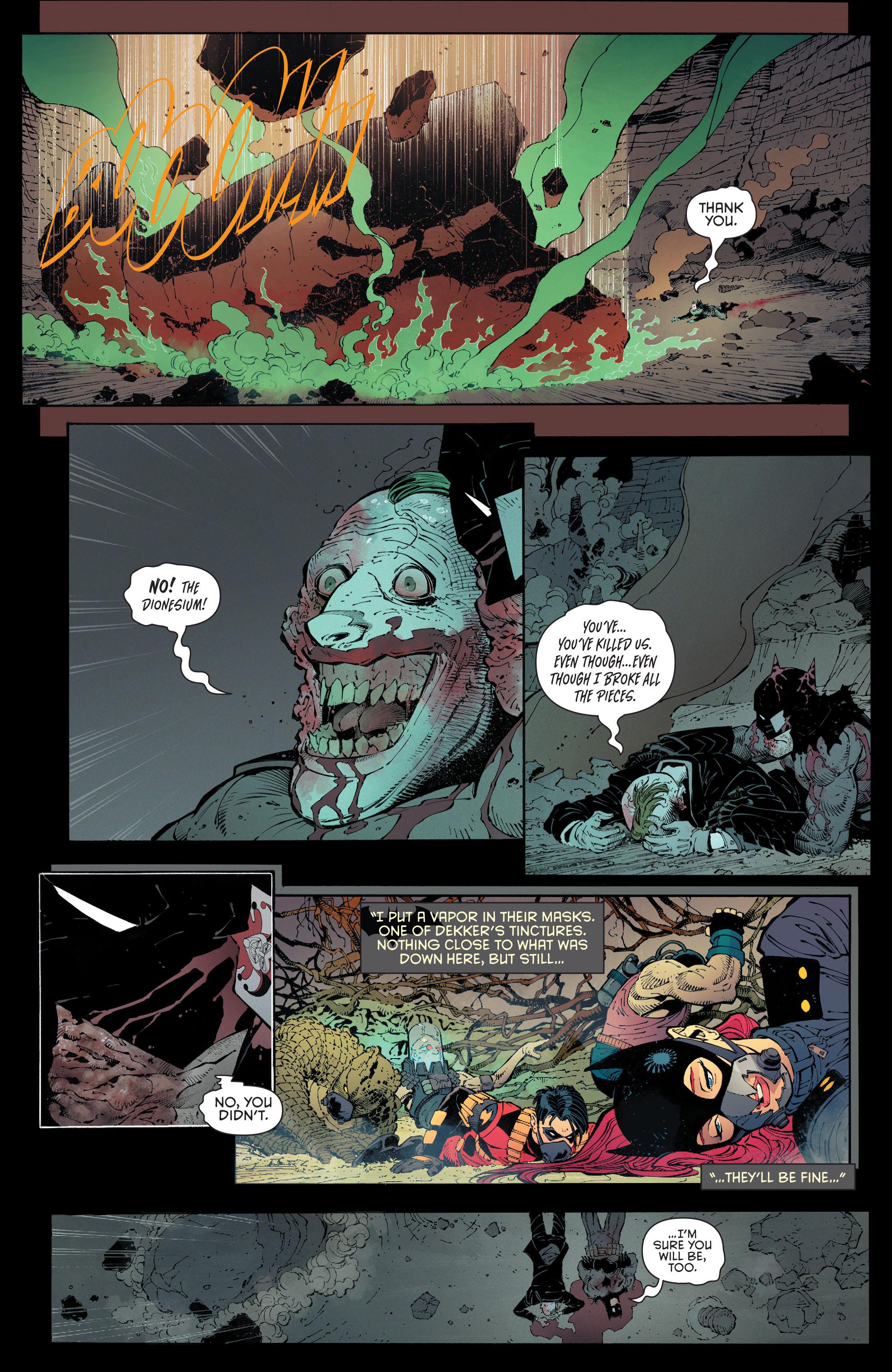 Read online Batman (2011) comic -  Issue # _TPB 7 - 143