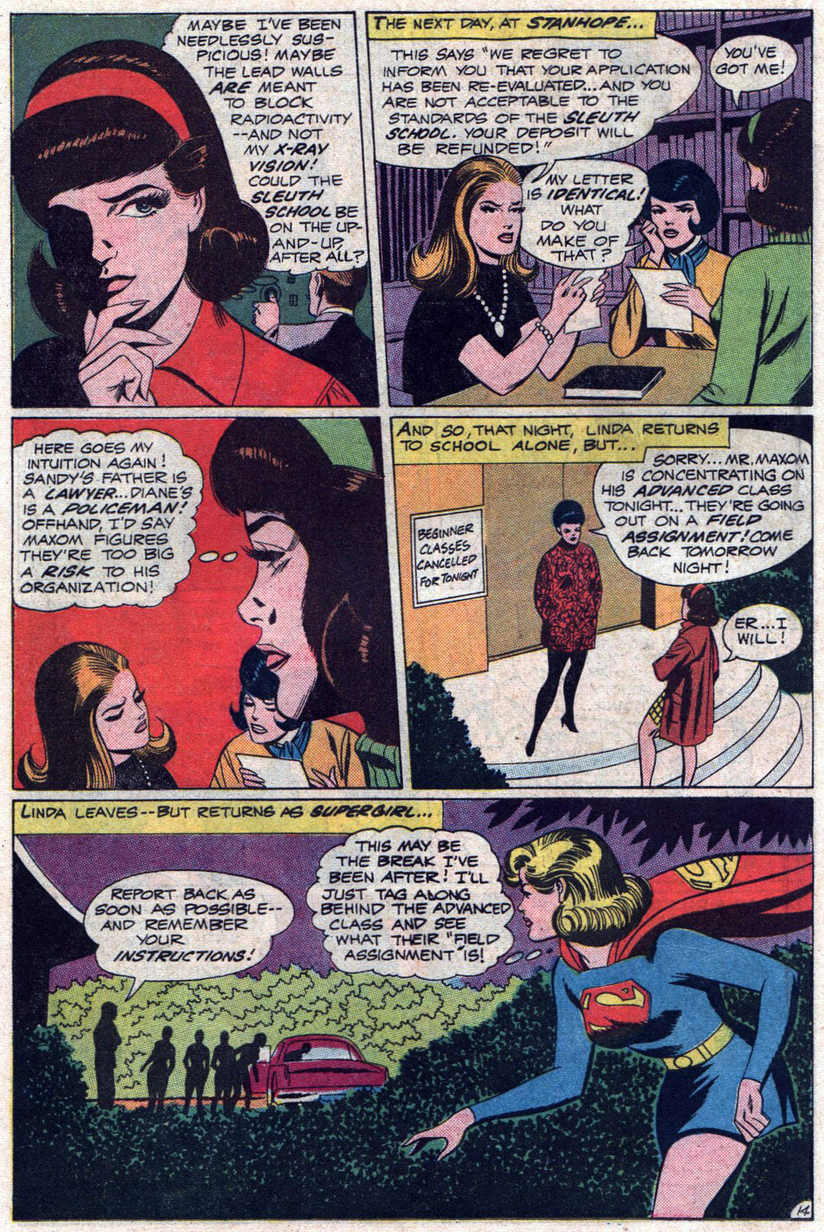 Read online Adventure Comics (1938) comic -  Issue #381 - 18