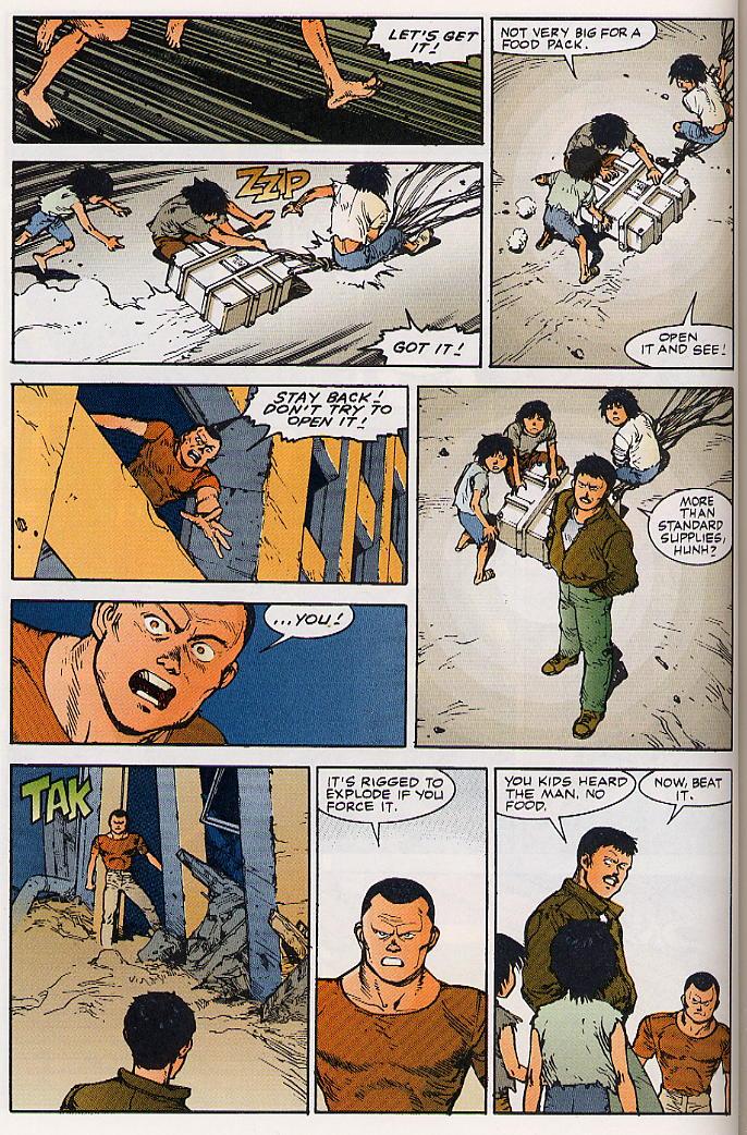 Read online Akira comic -  Issue #26 - 51