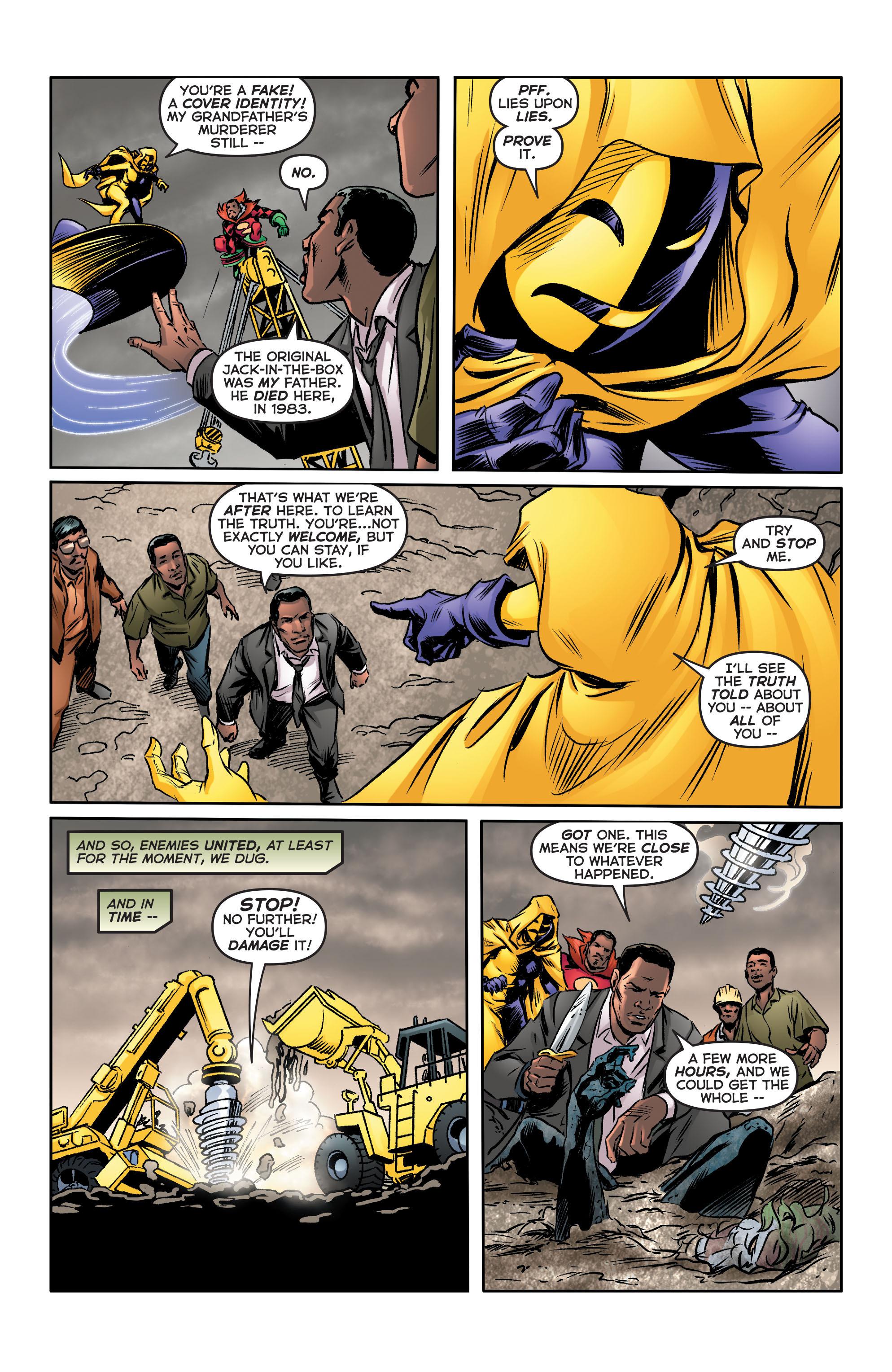 Read online Astro City comic -  Issue #36 - 19