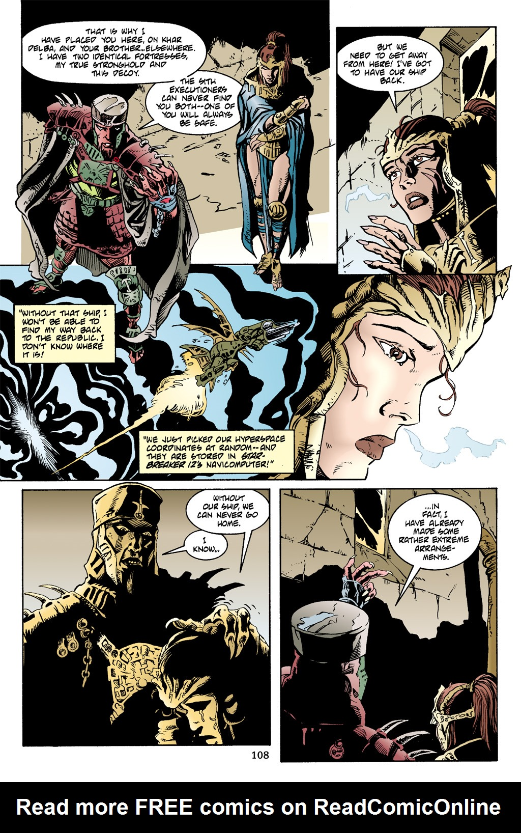 Read online Star Wars Omnibus comic -  Issue # Vol. 4 - 104