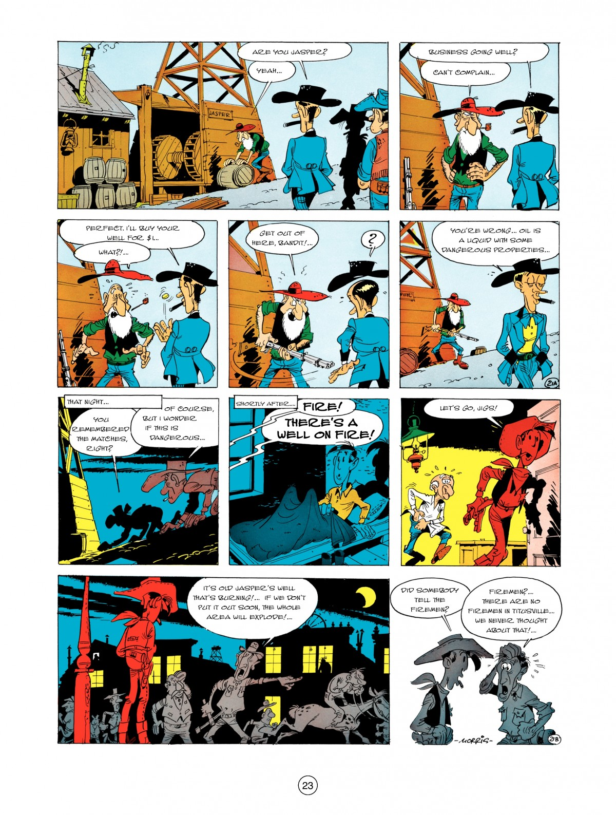 A Lucky Luke Adventure 5 Page 24