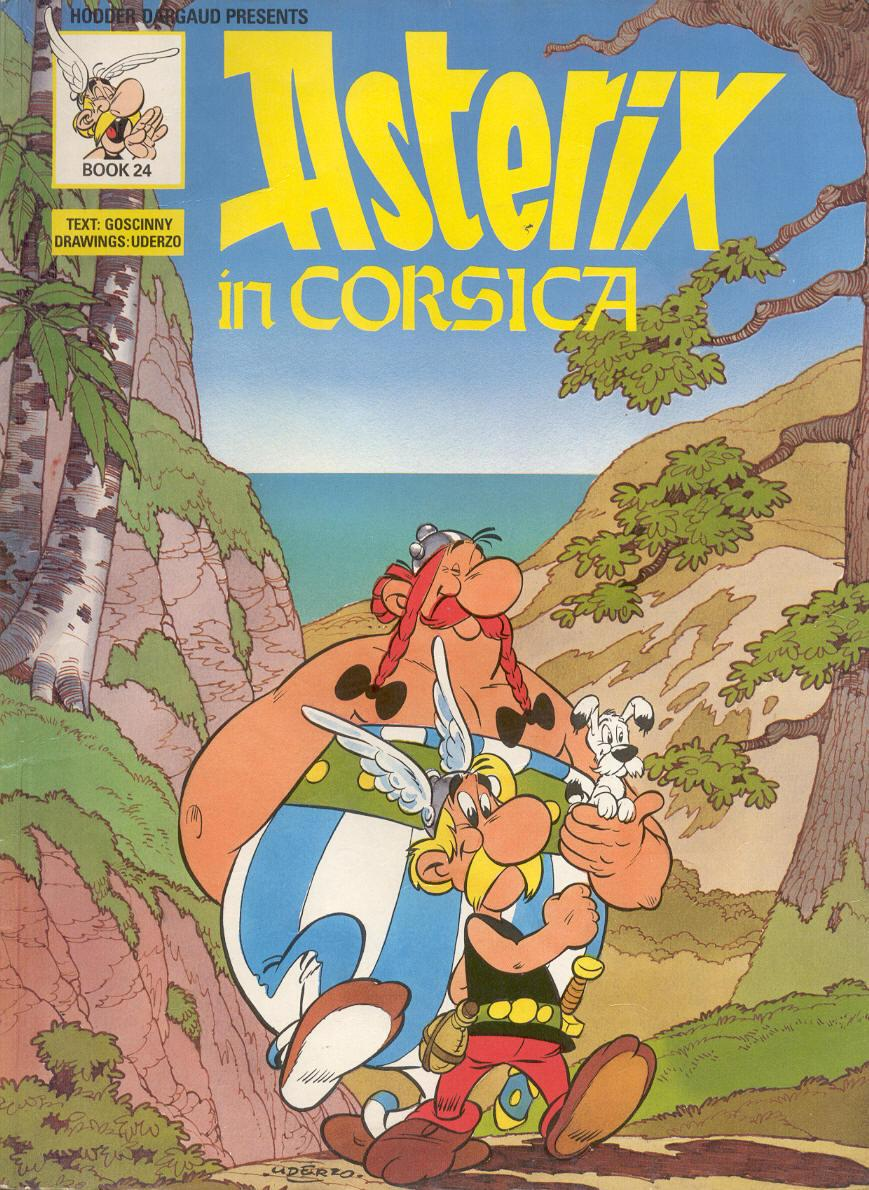 Asterix 20 Page 1