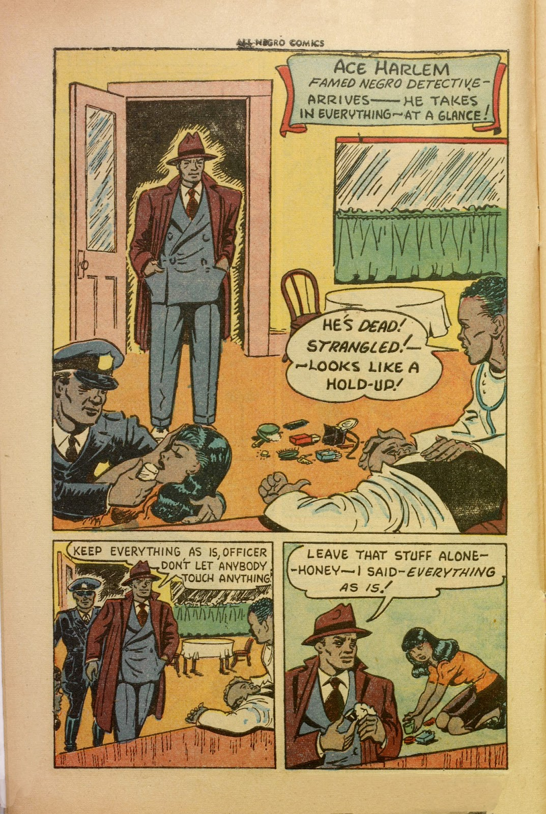 All-Negro Comics issue Full - Page 6