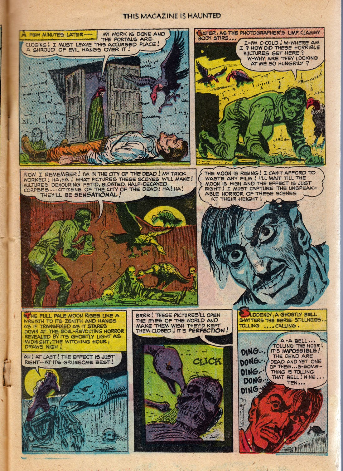Read online This Magazine Is Haunted comic -  Issue #10 - 15