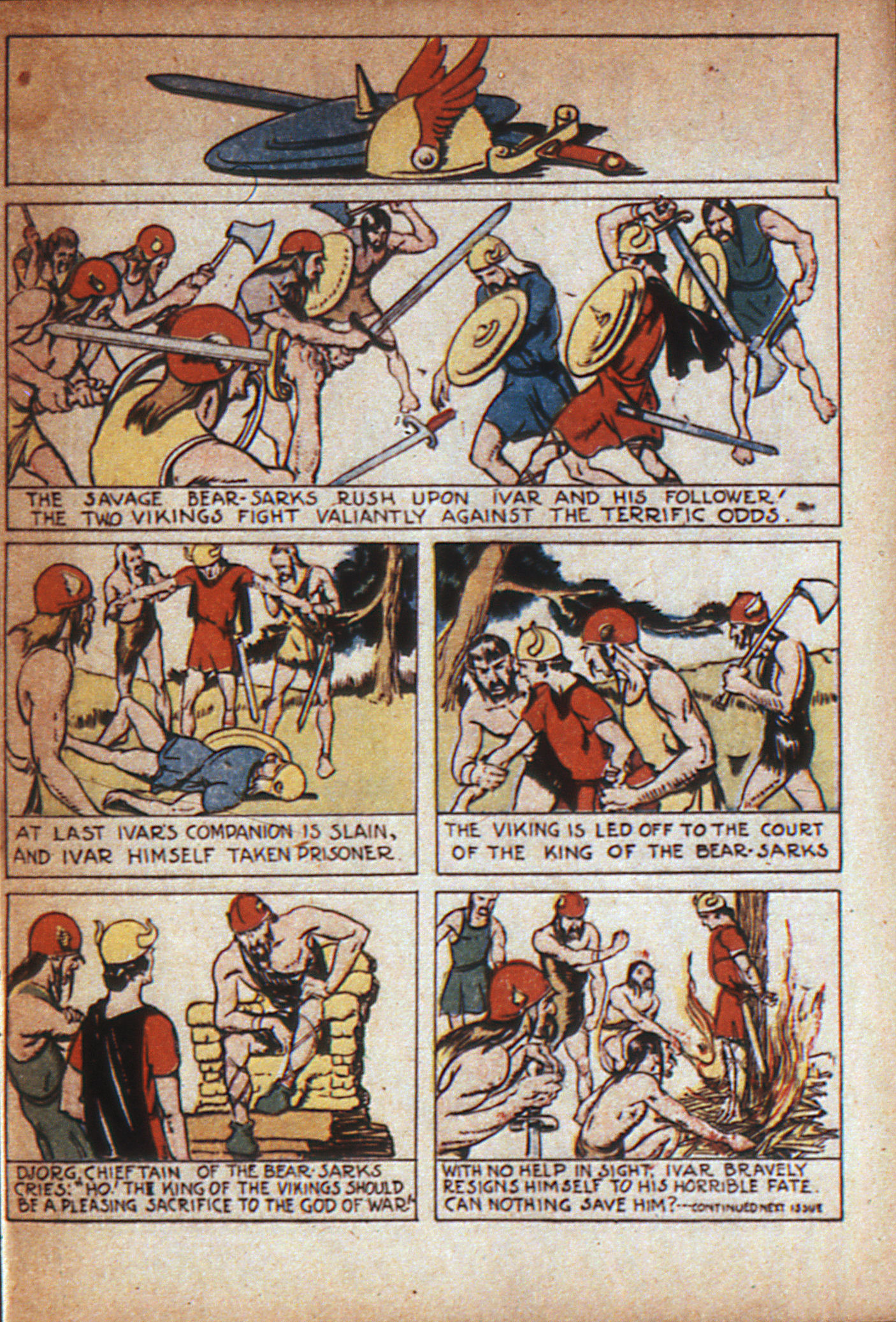 Read online Adventure Comics (1938) comic -  Issue #7 - 53