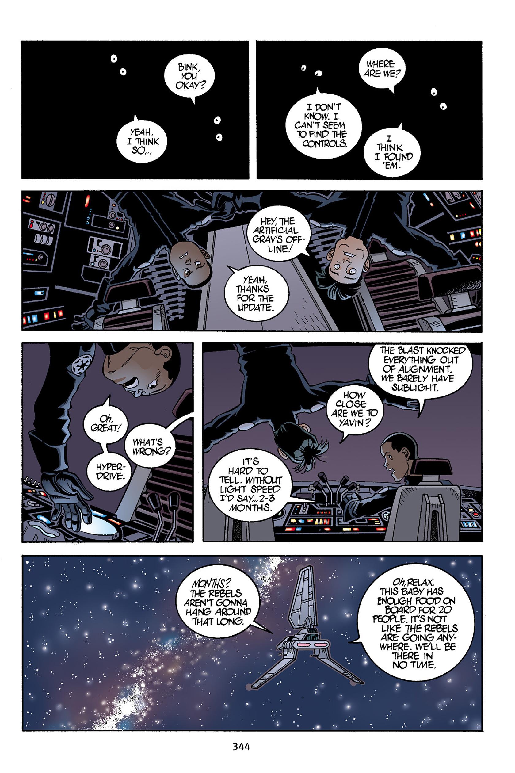 Read online Star Wars Omnibus comic -  Issue # Vol. 30 - 338