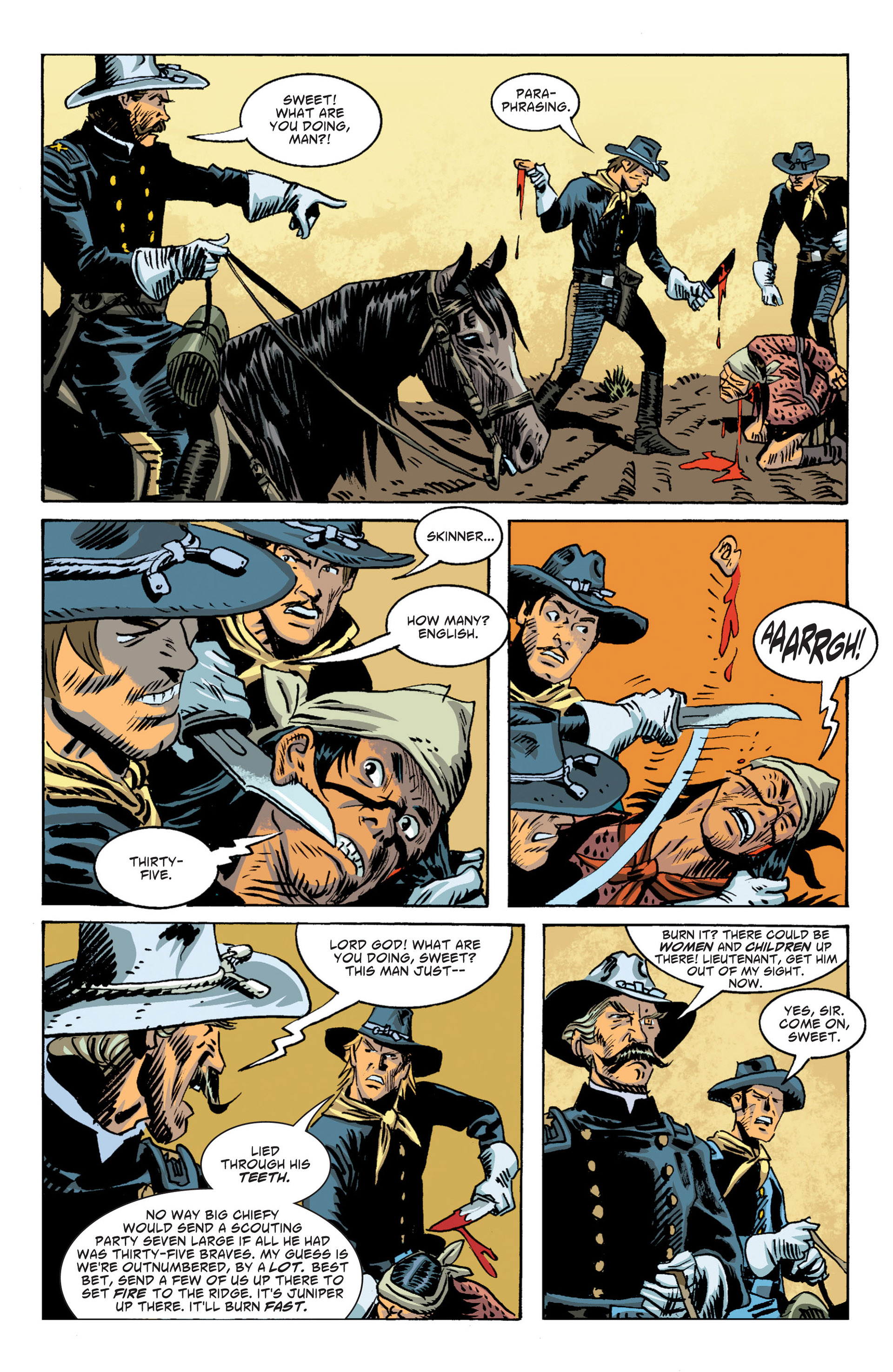 Read online American Vampire comic -  Issue #19 - 15